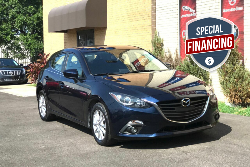 2016 Mazda MAZDA3 i Touring 4dr Hatchback 6A - Houston TX