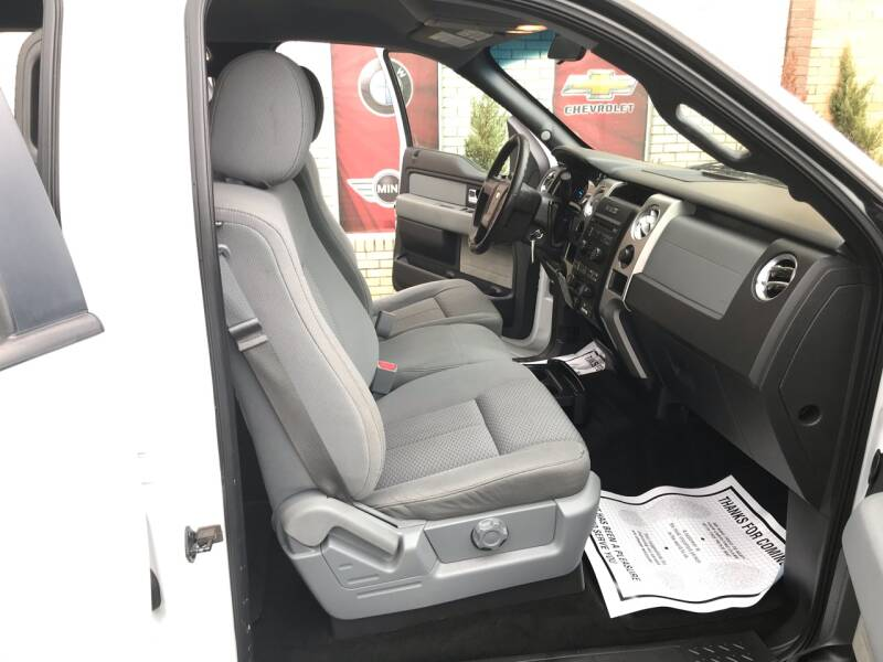 2014 Ford F-150 4x2 XLT 4dr SuperCrew Styleside 5.5 ft. SB - Houston TX