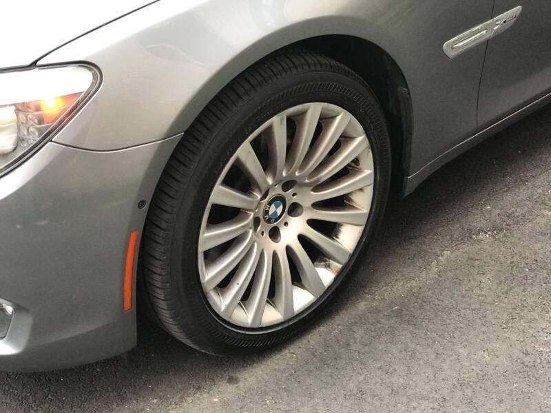 2012 BMW 7 Series AWD 750i xDrive 4dr Sedan - Houston TX