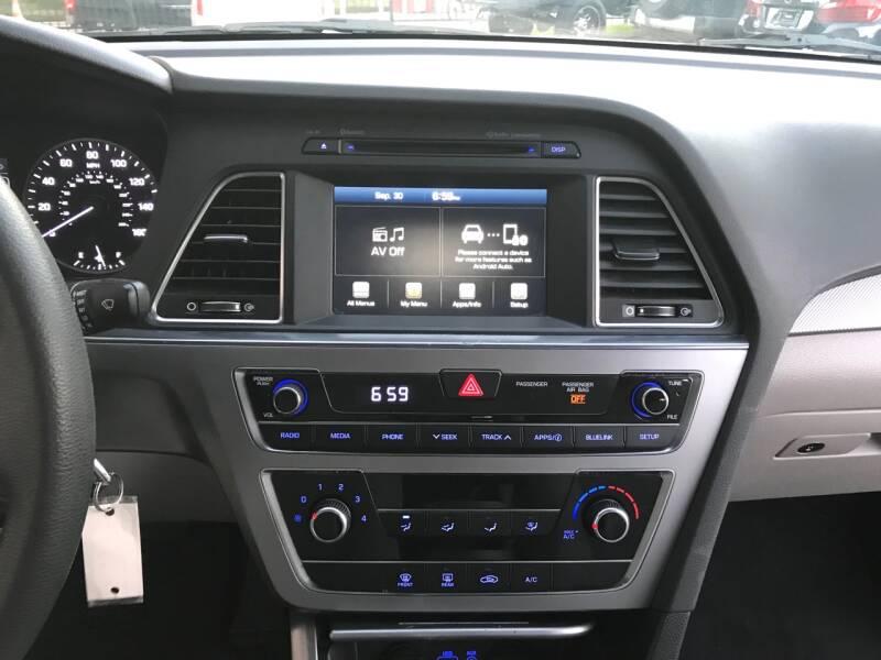 2016 Hyundai Sonata 4dr Sedan - Houston TX