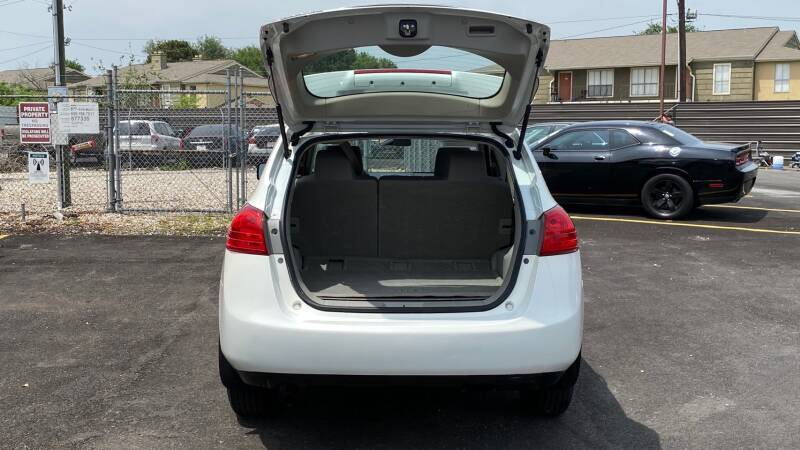 2012 Nissan Rogue S 4dr Crossover - Houston TX