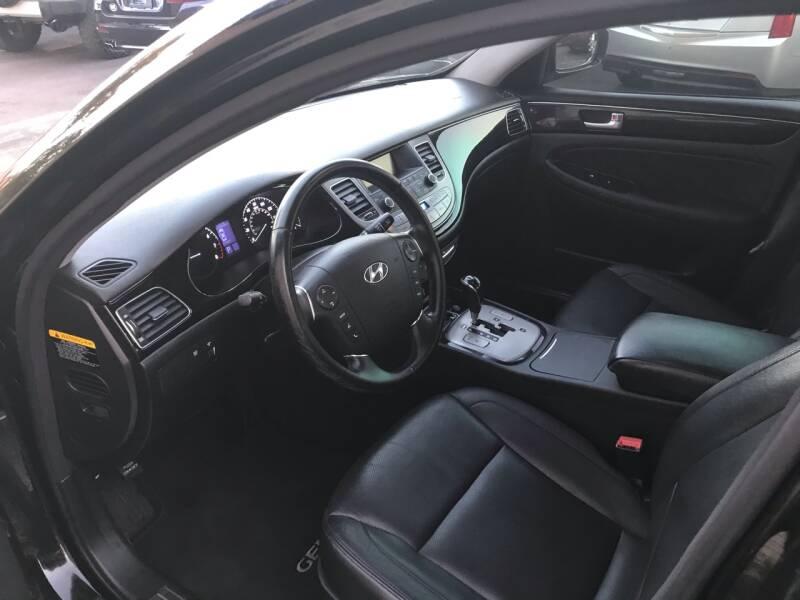 2012 Hyundai Genesis 3.8L V6 4dr Sedan - Houston TX