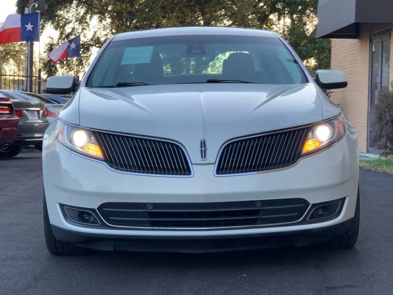 2013 Lincoln MKS 4dr Sedan - Houston TX