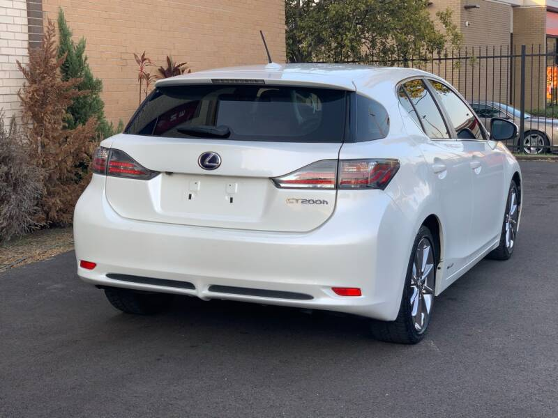 2012 Lexus CT 200h Premium 4dr Hatchback - Houston TX