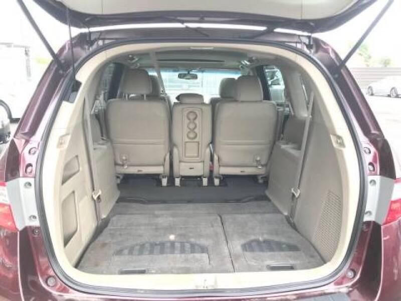 2011 Honda Odyssey EX-L 4dr Mini-Van w/Navi - Houston TX