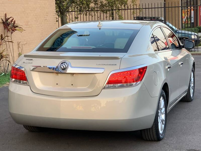 2012 Buick LaCrosse Convenience 4dr Sedan - Houston TX