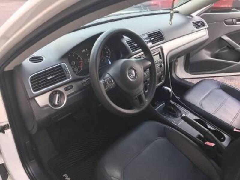 2013 Volkswagen Passat S PZEV 4dr Sedan 6A - Houston TX