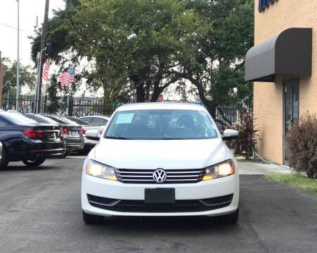 2013 Volkswagen Passat
