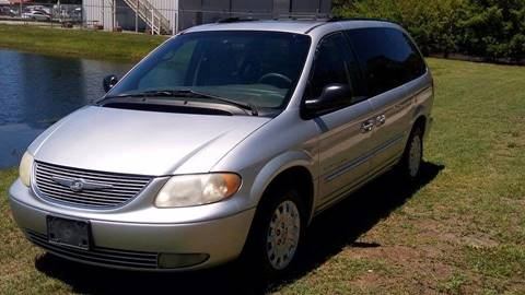 2001 Chrysler Town and Country for sale in Jacksonville, FL