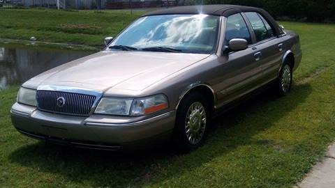 2003 Mercury Grand Marquis for sale in Jacksonville, FL