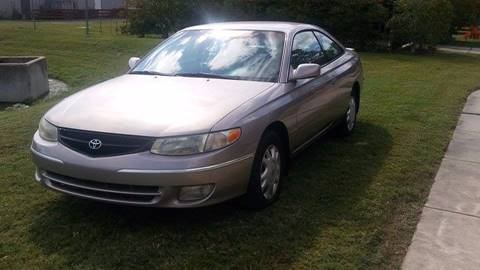 1999 Toyota Camry Solara for sale in Jacksonville, FL