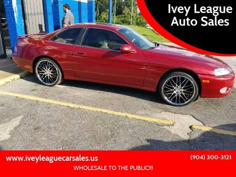 1997 Lexus SC 400 for sale in Jacksonville, FL