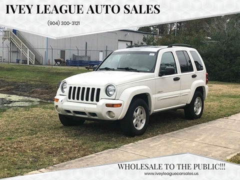 2004 Jeep Liberty for sale in Jacksonville, FL