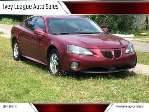 2004 Pontiac Grand Prix for sale in Jacksonville, FL