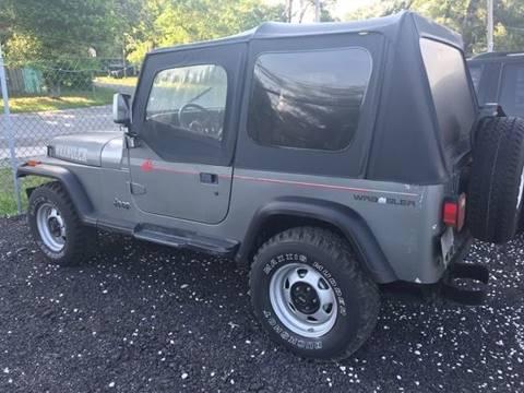 1994 Jeep Wrangler for sale in Jacksonville, FL