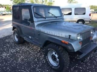 1994 Jeep Wrangler for sale in Jacksonville, FL