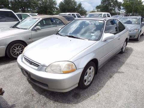 1998 Honda Civic for sale in Jacksonville, FL