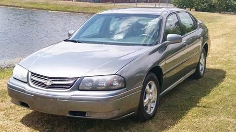 2005 Chevrolet Impala for sale in Jacksonville, FL