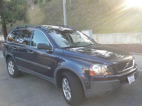 2003 Volvo XC90 for sale at Trini-D Auto Sales Center in San Diego CA