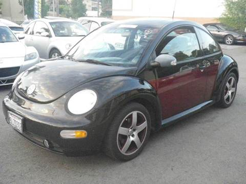 2005 Volkswagen New Beetle for sale at Trini-D Auto Sales Center in San Diego CA