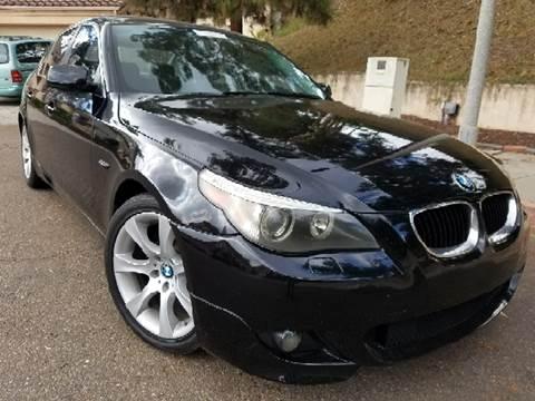 2006 BMW 5 Series for sale in Lemon Grove, CA