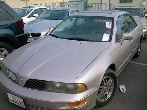 2002 Mitsubishi Diamante for sale at Trini-D Auto Sales Center in San Diego CA