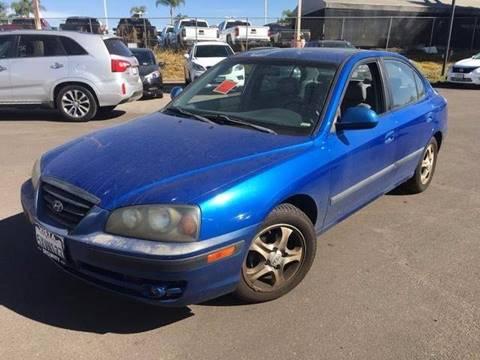 2004 Hyundai Elantra for sale in Lemon Grove, CA