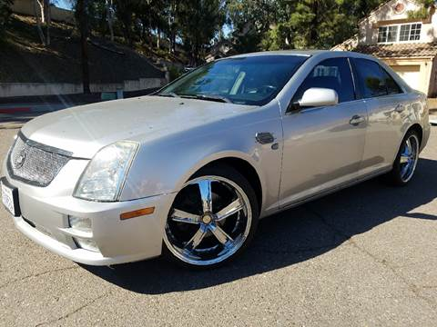 2005 Cadillac STS for sale at Trini-D Auto Sales Center in San Diego CA
