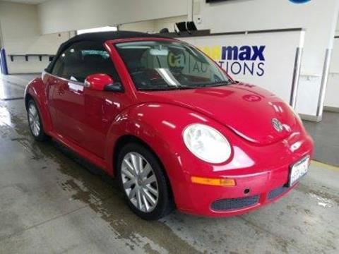 2008 Volkswagen New Beetle for sale in Lemon Grove, CA