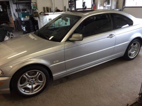 2003 BMW 3 Series for sale in Deep River, CT