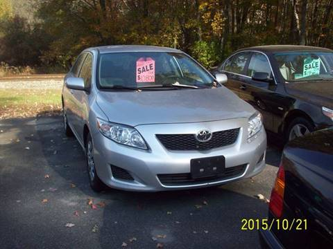 2010 Toyota Corolla for sale in Deep River, CT