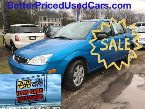 2007 Ford Focus for sale in Frankford, DE