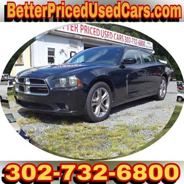 2013 Dodge Charger for sale in Frankford, DE