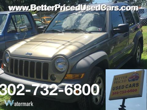 2005 Jeep Liberty for sale in Frankford, DE