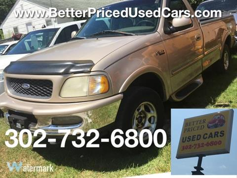 1998 Ford F-150 for sale in Frankford, DE