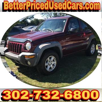 2003 Jeep Liberty for sale in Frankford, DE