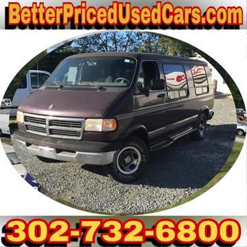 1997 Dodge Ram Van for sale in Frankford, DE
