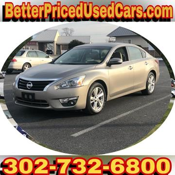 2014 Nissan Altima for sale in Frankford, DE
