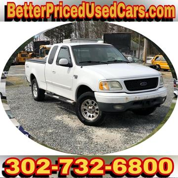 2002 Ford F-150 for sale in Frankford, DE