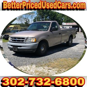 1997 Ford F-150 for sale in Frankford, DE