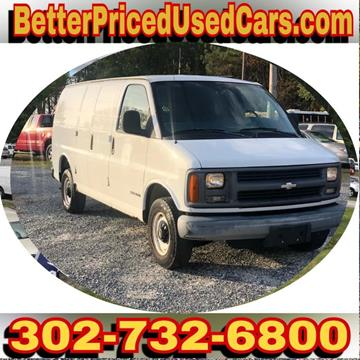 1998 Chevrolet Chevy Van for sale in Frankford, DE
