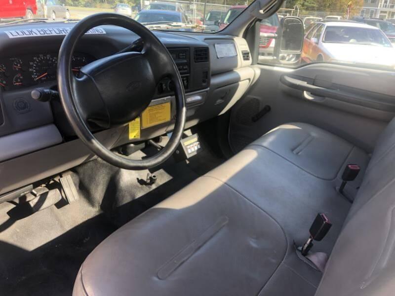 1999 Ford F-450 Super Duty 4X2 2dr Regular Cab 140.8-200.8 in. WB - Frankford DE