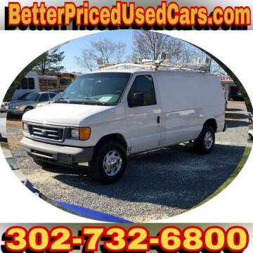 2007 Ford E-Series Cargo for sale in Frankford, DE
