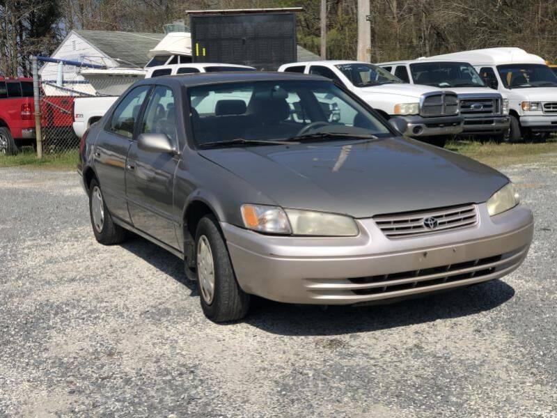 1999 Toyota Camry CE/LE/XLE - Frankford DE