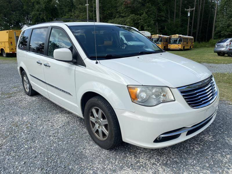 2011 Chrysler Town and Country Touring 4dr Mini-Van - Frankford DE