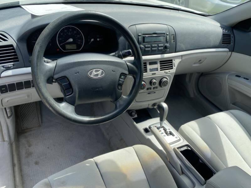 2008 Hyundai Sonata GLS 4dr Sedan - Frankford DE