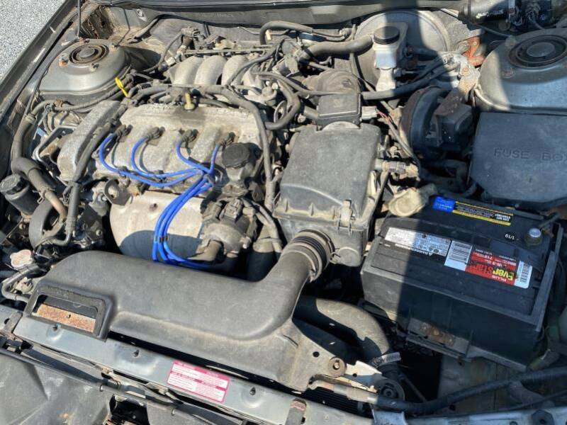 1997 Mazda 626 DX/LX - Frankford DE