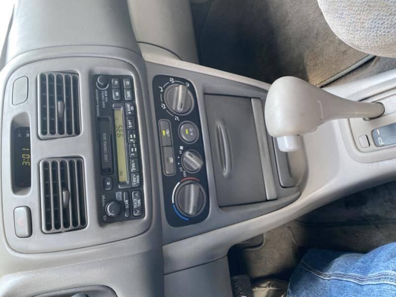 2001 Toyota Corolla CE/LE/S - Frankford DE