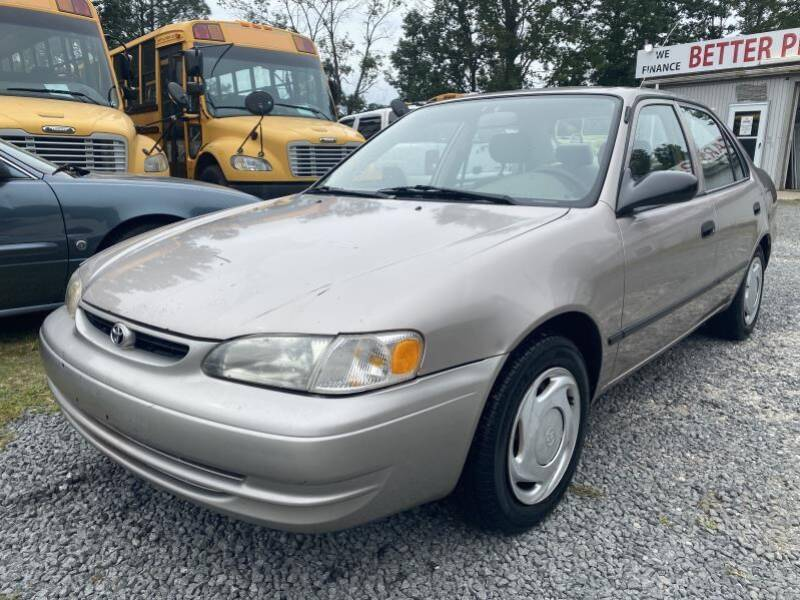 1999 Toyota Camry LE/XLE - Frankford DE