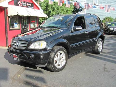 2003 Mercedes-Benz M-Class for sale in Somerville, NJ